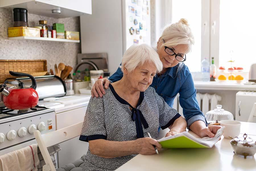 Aged Care Advice Power Of Attorney